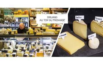 Sélection du Fromager Bruand Le meilleur du fromage