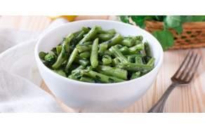 Salade d'haricots verts GRTA Recette pour 2 personnes