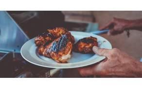 Rôti de porc marinade BBQ Pour 2 personnes