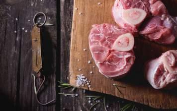Jarret de bœuf ficelé GRTA