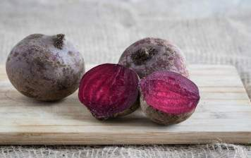 Organic Beets from Geneva