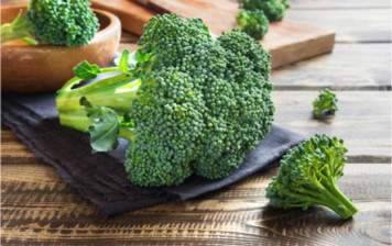 Organic brocoli