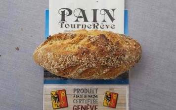 Pain multicéréales avec farine BIO