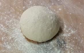 Pâte à pizza avec farine BIO