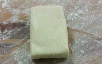 Pâte feuilletée avec farine BIO
