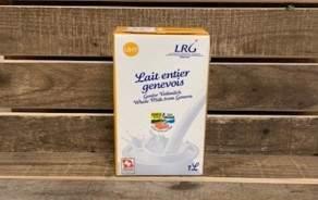 Whole milk from Geneva