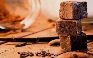 E'Cubes Cacao Vanille