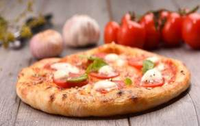 Pizza MagicTomato Pour 2 personnes