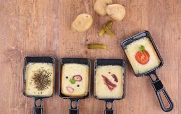 Raclette du terroir Par la fromagerie Bruand