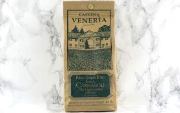 Carnaroli rice, Cascina...