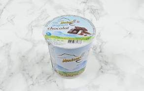Yogourt Moléson Chocolat
