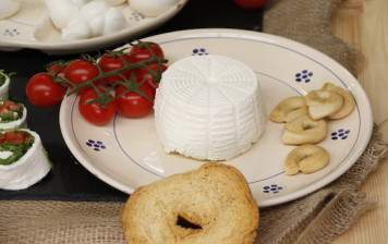 Cow's milk ricotta