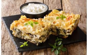 Veggies lasagna - fresh and...