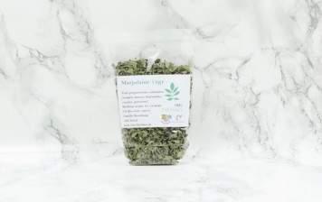 Organic dried marjoram