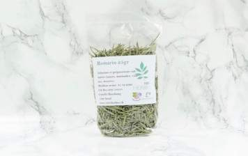 Dried organic rosemary