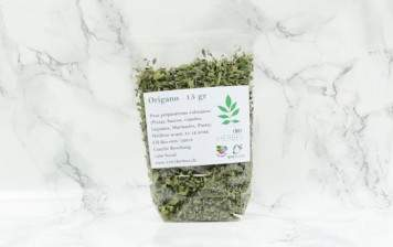 Organic dried oregano
