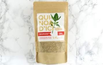 Quinoa blanc Suisse