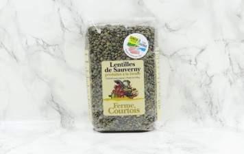 Lentilles de Sauverny