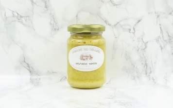 Mustard from Geneva - homemade