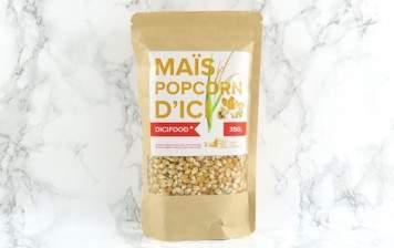 Maïs popcorn Suisse
