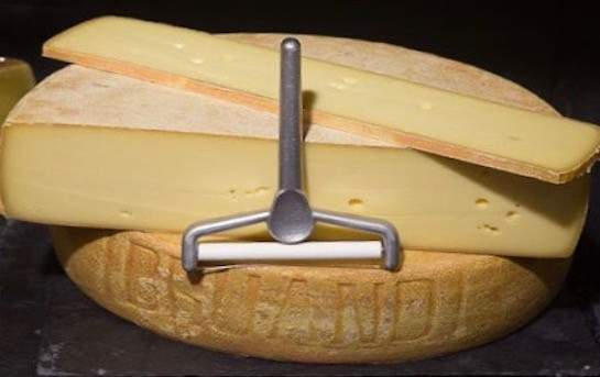 Raclette from Bruand