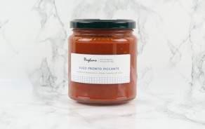 Sauce tomate piquante BIO