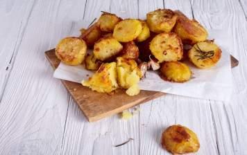 Pommes de terres rôties