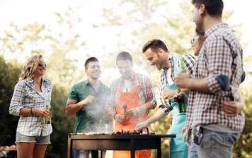 Barbecue bundle for 2-3 people