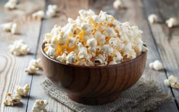 Votre popcorn fait maison