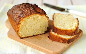 Cake au yaourt à la farine BIO