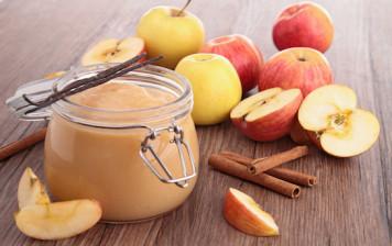 Compote de pommes à faire...