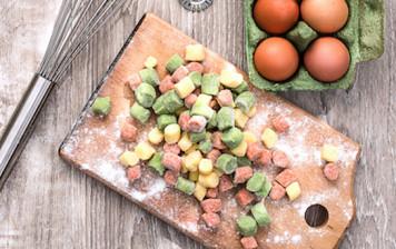 Chicche de pommes de terre