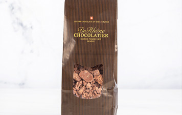 "Dark Chocolate ""Couverture"" by Chocolaterie du Rhône"