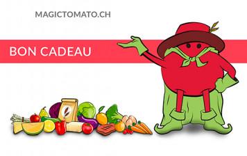 Magic Tomato 70 CHF gift...