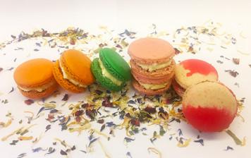 7 macarons pour la St-Valentin