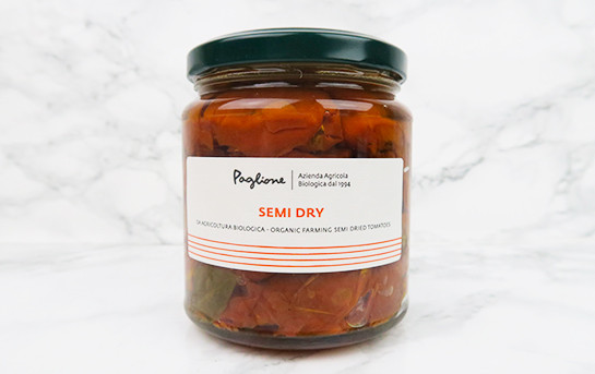 Tomates BIO mi-séchées