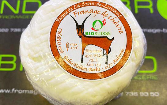 Fromage de chèvre frais BIO