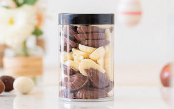 Tube fritures (mix chocolat...