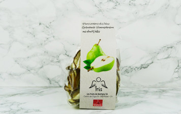 Dried pear from the Valais