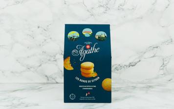 Biscuits - Les ronds de citron