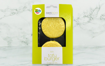 Curry Tofu Burger - GRTA BIO
