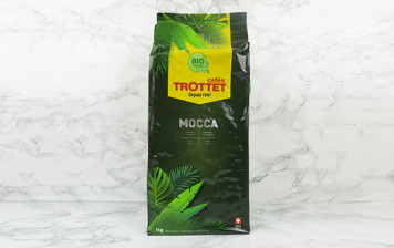 Organic Mocca coffee - beans