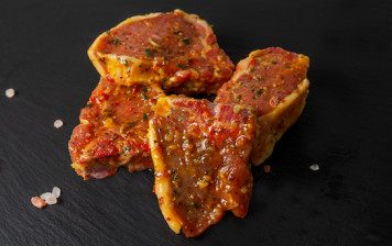 Butcher's Piece: Rump steak...