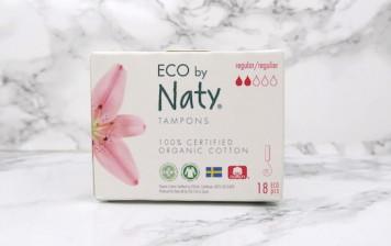 Tampon Regular Naty