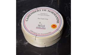 Camembert fermier de Hervé Mons