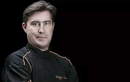 Chocolatier Philippe Pascoët